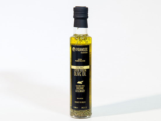Organic Olive Oil with Rosemary